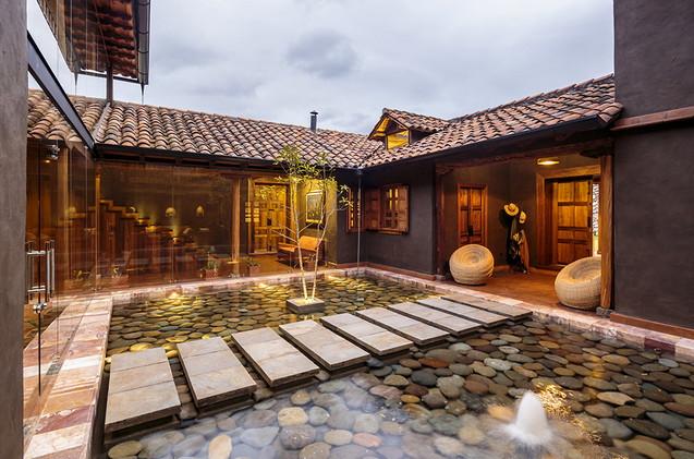Фото дизайна частного дома