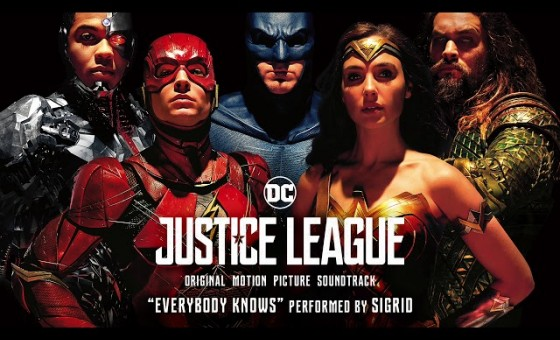 Everybody Knows - Sigrid - From Justice League