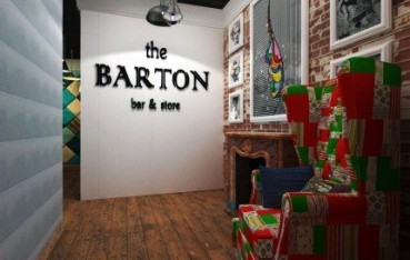 """The Barton""- social bar and showroom"